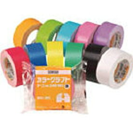 積水化学工業 SEKISUI カラークラフトテープ No.500WC オレンジ K50WD13《※画像はイメージです。実際の商品とは異なります》