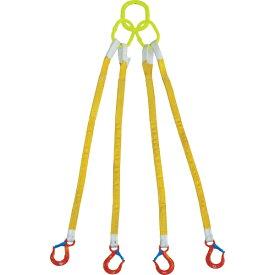 大洋製器工業 TAIYO 4本吊 インカリフティングスリング 3.2t用×2m 4ILS 3.2T×2[4ILS3.2TX2]