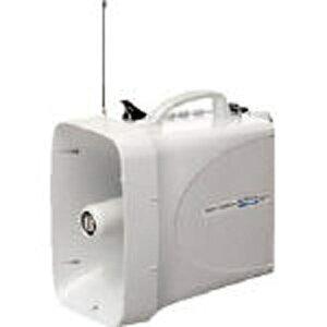 ユニペックス UNI-PEX 30W 防滴スーパーメガホン レインボイサー TWB300N