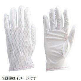 トラスコ中山 組立検査用低発塵メッシュ手袋 LL DPM128LL (1袋10双)
