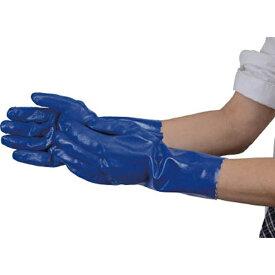トラスコ中山 防寒ニトリルゴム手袋 M TWNGM