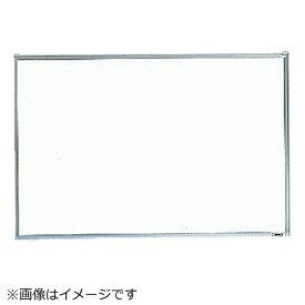 トラスコ中山 スチール製ホワイトボード 無地 粉受付 450×600 GH132《※画像はイメージです。実際の商品とは異なります》