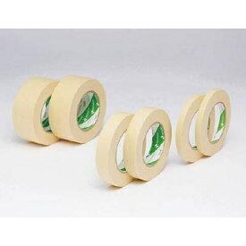 ニチバン NICHIBAN クレープマスキングテープ334H-25 334H25 (1袋10巻)《※画像はイメージです。実際の商品とは異なります》