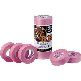 カモ井加工紙 KAMOI マスキングテープ車両塗装用 (1パック8巻入り) BIGBOSSJAN-15[BIGBOSSJAN15]