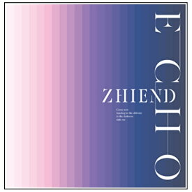 ソニーミュージックマーケティング ZHIEND/ECHO 【CD】【発売日以降のお届けとなります】