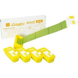 朝日産業 ASAHI Industry ムシポンカートリッジ5個入り 黄 S6