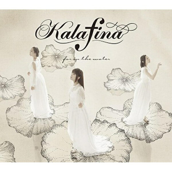 ソニーミュージックマーケティング Kalafina/far on the water 初回生産限定盤A 【CD】