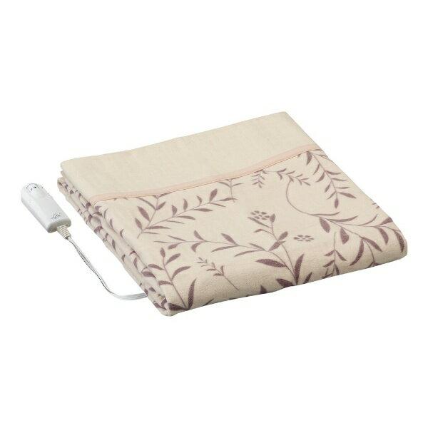 広電 KODEN LWQ801-SC-K 電気毛布 [シングルサイズ /掛・敷毛布][LWK081]