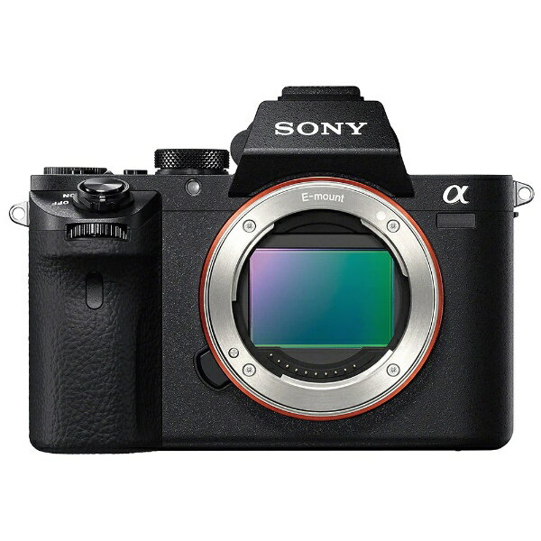 ソニー SONY α7SII【ボディ(レンズ別売)】ILCE-7SM2/ミラーレス一眼カメラ[ILCE7SM2]