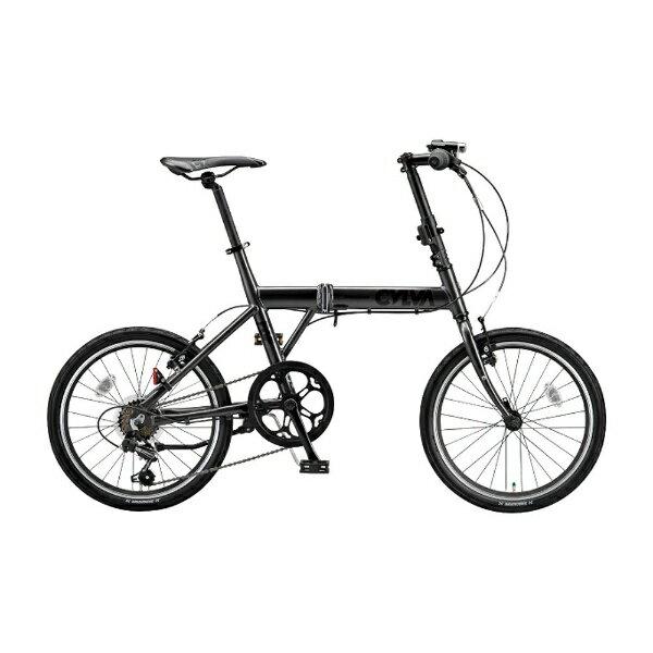 【送料無料】 ブリヂストン 20型 折りたたみ自転車 CYLVA F6F(P.Xパールブラック/6段変速) F6F206【組立商品につき返品不可】 【代金引換配送不可】