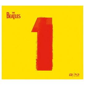 ユニバーサルミュージック ザ・ビートルズ/ザ・ビートルズ 1(Blu-ray Disc付) 初回限定スペシャル・プライス盤 【CD】