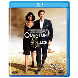 20世紀フォックス Twentieth Century Fox Film 007/慰めの報酬 【ブルーレイ ソフト】
