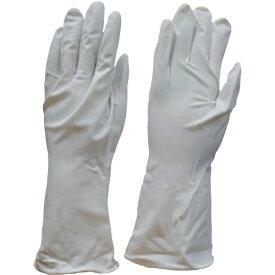 ダンロップ DUNLOP ビニールうす手 裏毛なし L ホワイト 6358