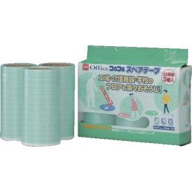 ニトムズ Nitoms スペアテープオフィスコロコロ多用途3巻 C3010