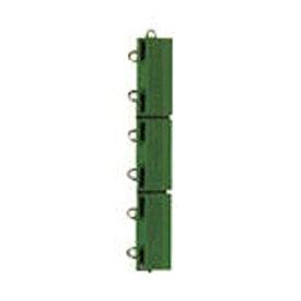 ワタナベ工業 Watanabe Industory 人工芝 システムターフ 5cm×30cm メス グリーン ST30GR2