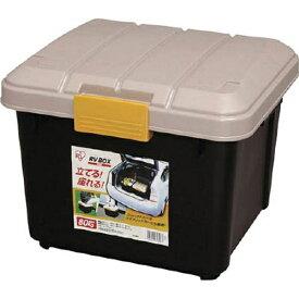 アイリスオーヤマ IRIS OHYAMA カー収納 RVBOX 420×375×330 カーキブラック RV400KBK