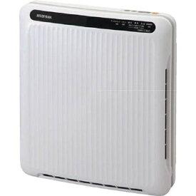 アイリスオーヤマ IRIS OHYAMA モニター空気清浄機 ホコリセンサー付き ホワイト/グレー PMAC-100-S [適用畳数:14畳 /PM2.5対応]
