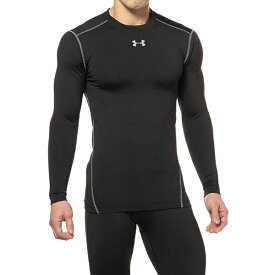 アンダーアーマー UNDER ARMOUR UA COLDGEAR ARMOUR LSクルー(BLK/XLサイズ) MCM1772[MCM1772XL]