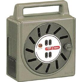 ハタヤリミテッド HATAYA 温度センサー付コードリール単相100V10M NJ101S