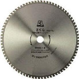 富士製砥 FUJI GRINDING WHEEL サーメットチップソーさくら310FHU(薄物鉄工用) TP310FHU
