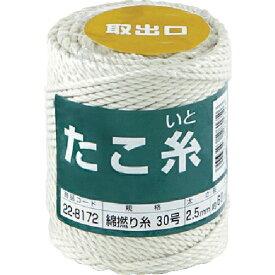 高木綱業 TAKAGI たこ糸 綿撚り糸 #30 228172