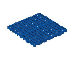 リス RISU セパレートスノコ ベース ブルー B66