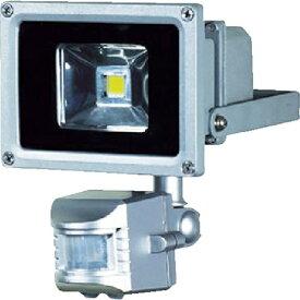 日動工業 NICHIDO LEDセンサーライト 10W SLS10W
