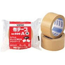 積水化学工業 SEKISUI 布テープ No.600A 茶 N60XA03《※画像はイメージです。実際の商品とは異なります》