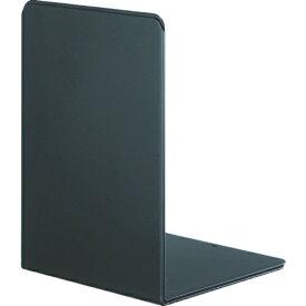 ナカバヤシ Nakabayashi ブックエンドLタイプ Mサイズ マットブラック BEL202MD (1組2枚)