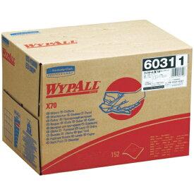 日本製紙クレシア crecia ワイプオール×70 ポップアップ 60311 (1ケース608枚)