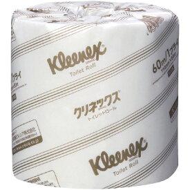 日本製紙クレシア crecia クリネックストイレットロール 40mダブル 20110 (1ケース80個)《※画像はイメージです。》