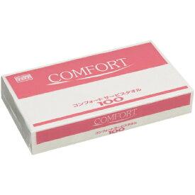 日本製紙クレシア crecia コンフォートタオル100 37115 (1ケース6000枚)