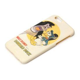 PGA iPhone 6s/6用 ハードケース ラバーコート ディズニー・ドナルドダック PG-DCS022[PGDCS022]
