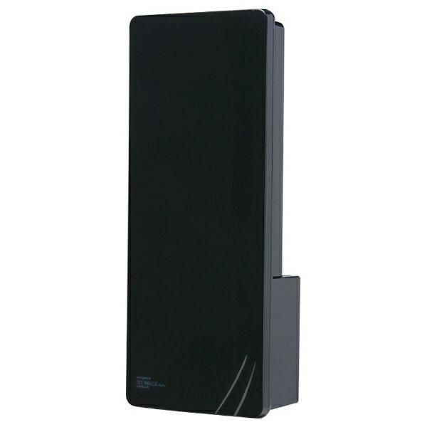 マスプロアンテナ 地上デジタル放送対応UHF壁面取付用アンテナ U2SWLC3B(BK) ブラック (ブースター内蔵型)【強電界地域用】[U2SWLC3BBK]
