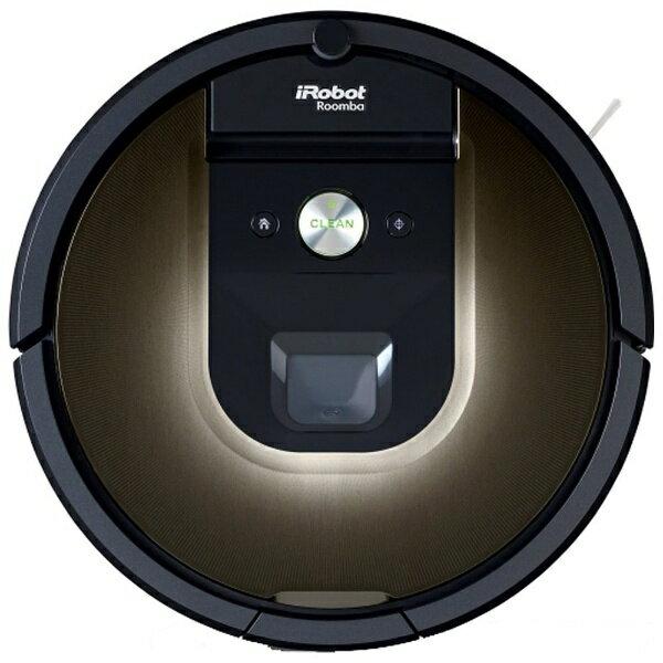 iRobot アイロボット 【国内正規品】 ロボット掃除機 「ルンバ」 980〔アイロボット Roomba ルンバ980 R980060〕