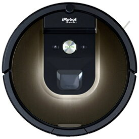 iRobot アイロボット 【国内正規品】 ロボット掃除機 「ルンバ」 980〔Roomba ルンバ980 R980060 お掃除ロボット〕