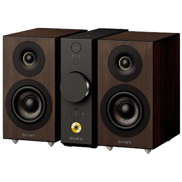 ソニー SONY CAS-1 BC ブルートゥース スピーカー ブラック [Bluetooth対応][CAS1]