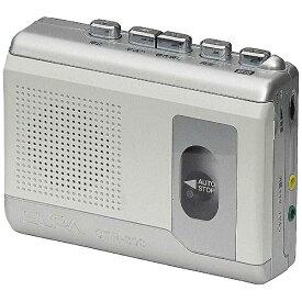 ELPA エルパ CTR-300 ポータブルカセットレコーダー[CTR300]