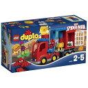 """レゴジャパン LEGO(レゴ) 10608 デュプロ スパイダーマン""""スパイダートラックの冒険"""""""