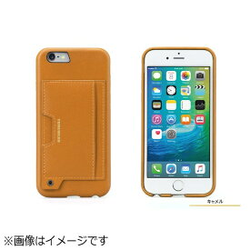 TUNEWEAR iPhone 6s/6用 TUNECOCOON v2 キャメル TUN-PH-000417[TUNPH000417]