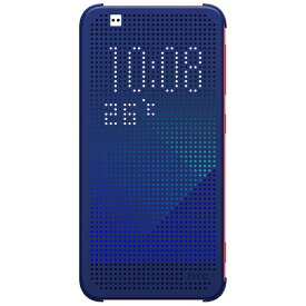 HTC エイチ・ティー・シー 【純正】 HTC Desire EYE用 HTC Dot View-Premium コバルトブルー HCM160BR