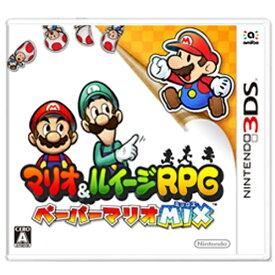 任天堂 Nintendo マリオ&ルイージRPG ペーパーマリオMIX【3DSゲームソフト】