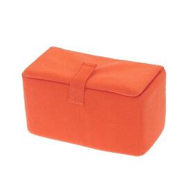 エツミ ETSUMI インナーボックスフラップA オレンジ E-6704[E6704インナーボックスフラップA]