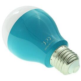 UPQ アップ・キュー Bluetooth対応 スマート電球 「Q-home BB01 BG ブルー・バイ・グリーン」(500lm) QBLB001