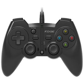 HORI ホリ EGJ-301BK ゲームパッド EDGE BLACK [USB /Windows /13ボタン][EGJ301BK]
