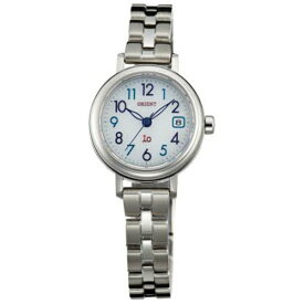 オリエント時計 ORIENT [ソーラー時計]イオ(iO) 「ナチュラル&プレーンソーラー」 WI0031WG[WI0031WG]
