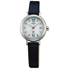 オリエント時計 ORIENT [ソーラー時計]イオ(iO) 「ナチュラル&プレーンソーラー」 WI0081WG
