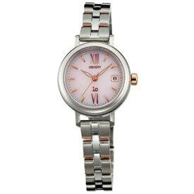 オリエント時計 ORIENT [ソーラー時計]イオ(iO) 「ナチュラル&プレーンソーラー」 WI0061WG