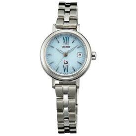 オリエント時計 ORIENT [ソーラー時計]イオ(iO) 「ナチュラル&プレーンソーラー」 WI0071WG
