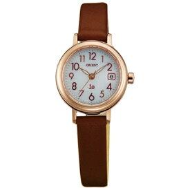 オリエント時計 ORIENT [ソーラー時計]イオ(iO) 「ナチュラル&プレーンソーラー」 WI0041WG